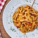 спагети паста въглехидрати