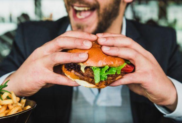 храна бургер диета